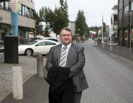 Sveinn Óskar Sigurðsson